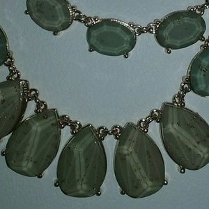 """Time and Tru Jewelry - BRAND NEW 18.5"""" NECKLACE AND EARRINGS SET"""